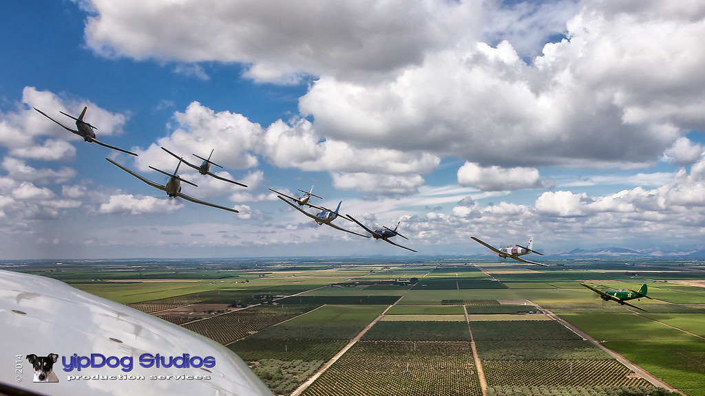 IMAGE: http://yipdog.smugmug.com/Airplanes/Warbirds/i-VWfJW63/0/XL/11-Ship-Formation-XL.jpg